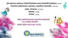 Bakırköy Belediyesi Ücretsiz Kursları