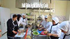 Halk Eğitim Aşçılık Kursu Aşçı Çırağı