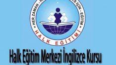 Halk Eğitim Merkezi İngilizce Kursu
