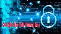 Halk Eğitim Siber Tehdit İstihbaratı Kursu