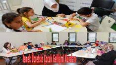 İsmek Ücretsiz Çocuk Gelişimi Kursları