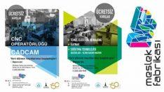 İzmir Meslek Fabrikası Ücretsiz Kurslar