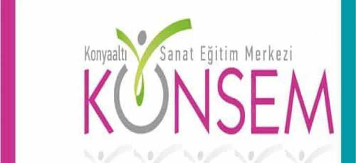 KONSEM Ücretsiz Kurslar Konyaaltı Belediyesi