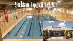 Spor İstanbul Beyoğlu Yüzme Havuzu