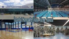 İstanbul Hamza Yerlikaya Yüzme Havuzu