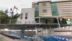 İstanbul Eyüp Yeşilpınar Yüzme Havuzu