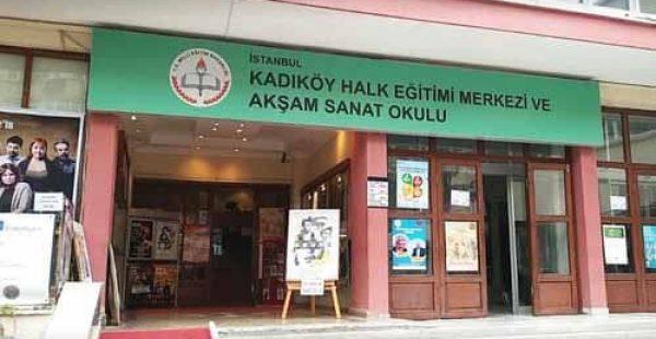 İstanbul Kadıköy Halk Eğitim Merkezi Kurs Kayıt