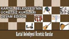 İstanbul Kartal Belediyesi Ücretsiz Kursları