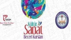 İstanbul Güngören Belediyesi Ücretsiz Kursları