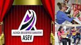 İzmir Aliağa Belediyesi Sanatevi ASEV Kursları