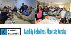 İstanbul Kadıköy Belediyesi Ücretsiz Kurslar