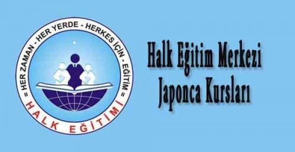 Halk Eğitim Merkezi Japonca Kursları